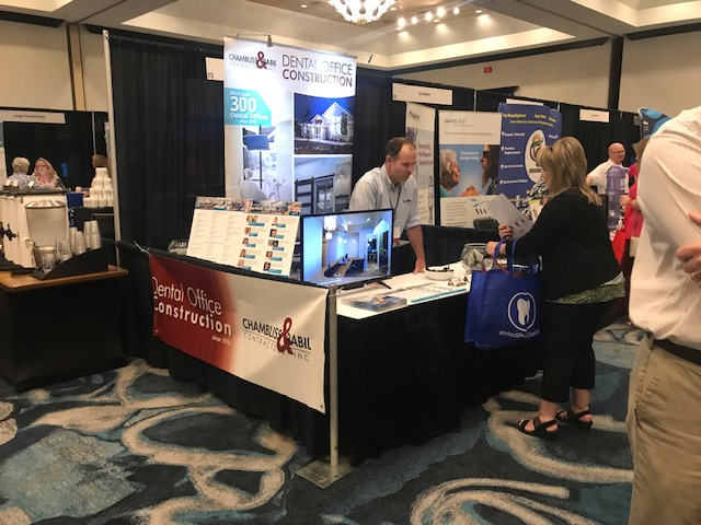 NC Dental Show 2019 Booth