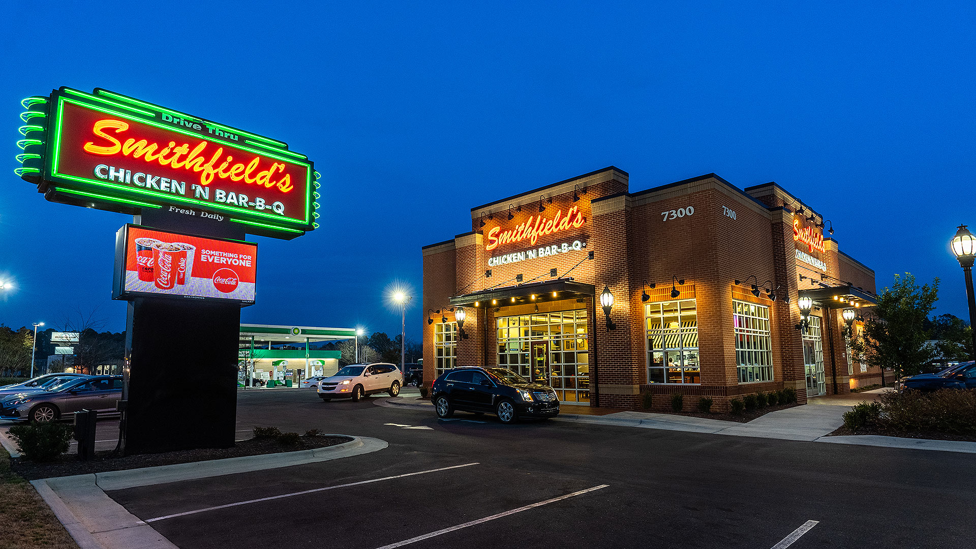 Smithfield's Chicken and BBQ