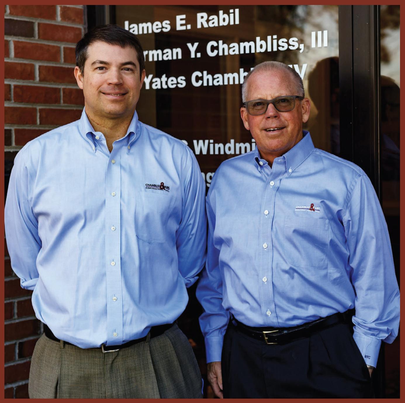 Yates Chambliss and Norman Chambliss
